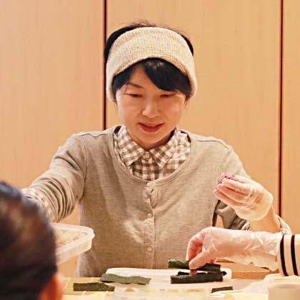 堀 ⾹織 さん