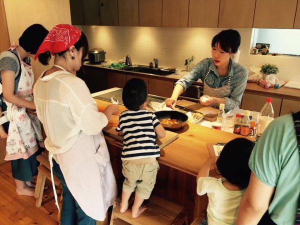 楽しく食べよう!幼児食教室