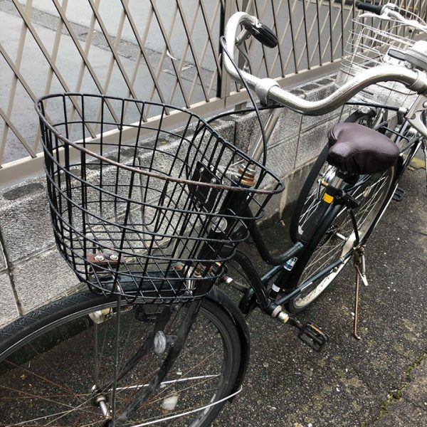 新しい自転車を買おう。