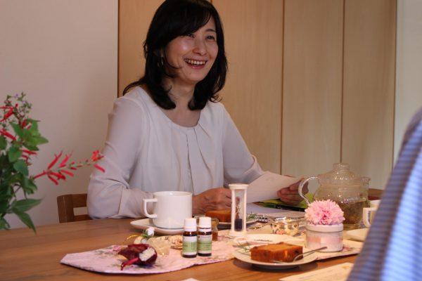 サシェの玉手箱「 花粉症&春のトラブル肌改善法」