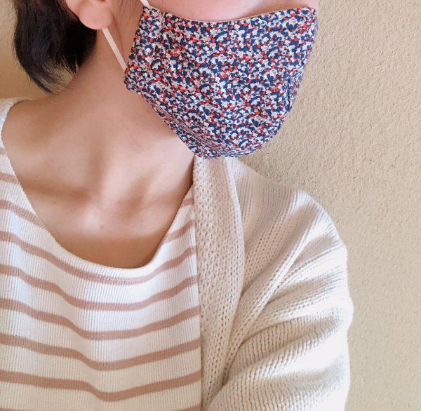 びっくり!自分的マスク革命