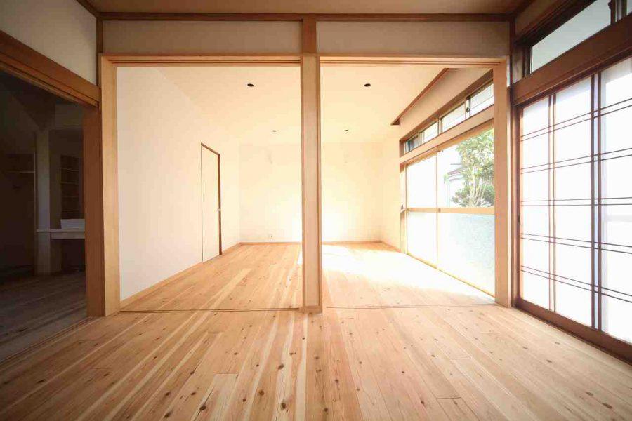 お客様が集う住み開きスペースはたくさんの方が訪れます。