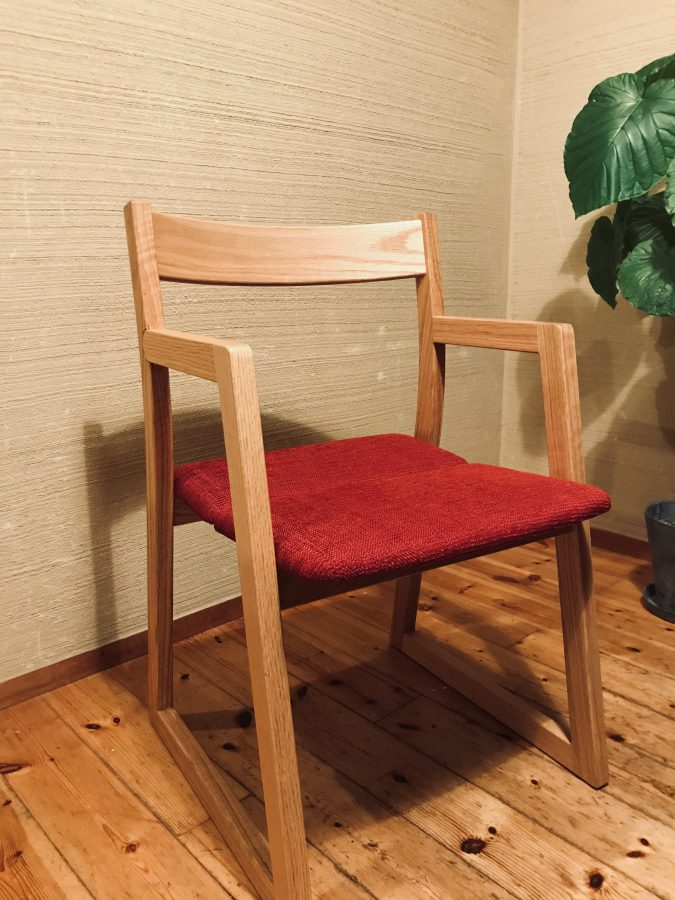 K- arm chair(2019)