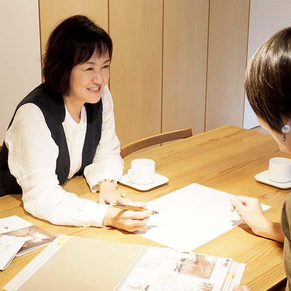インテリアデザイナーの太田さん
