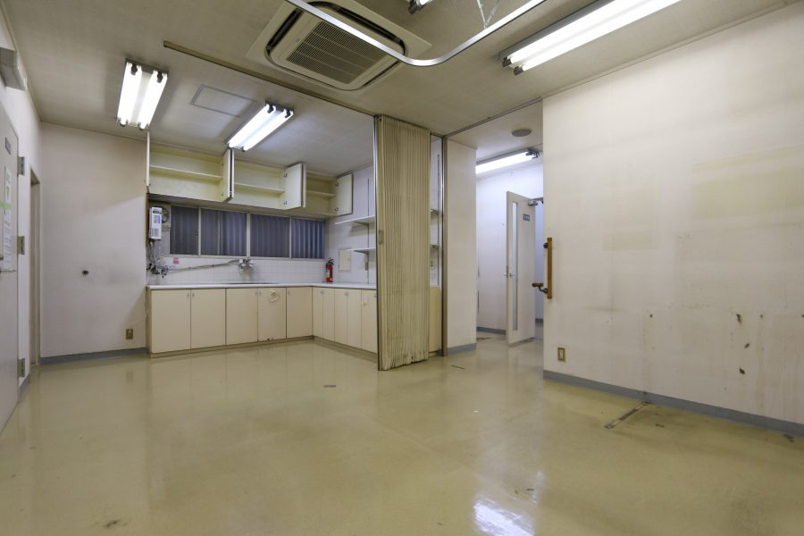 改修前の胃カメラ室
