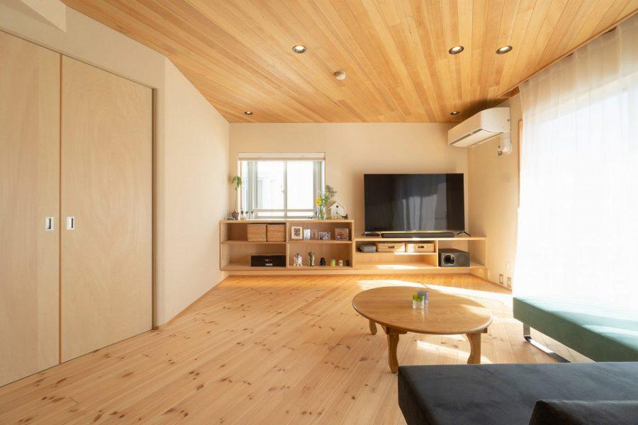 これは昨日小俣さんブログでもあげられていた朝霞のマンションリノベ。